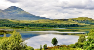 Near Loch Luichart